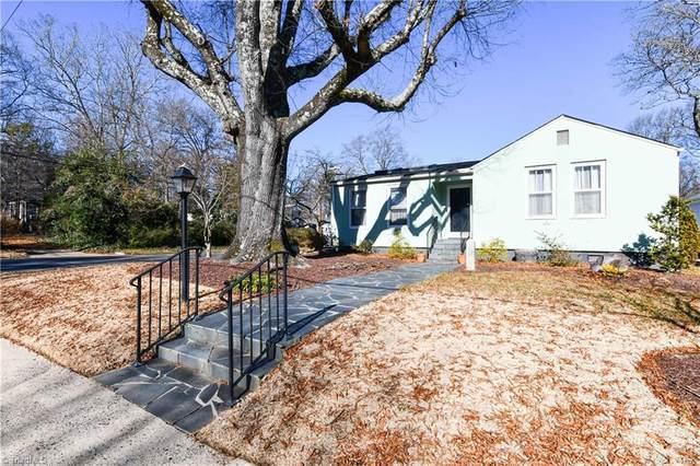 1908 Fernwood Drive, Greensboro, NC 27408 (MLS #1009180) :: Greta Frye & Associates | KW Realty Elite