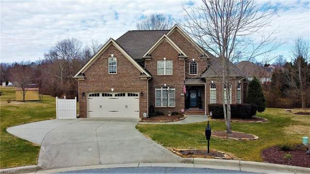 1205 Byron Lane, Archdale, NC 27263 (MLS #1009195) :: Berkshire Hathaway HomeServices Carolinas Realty