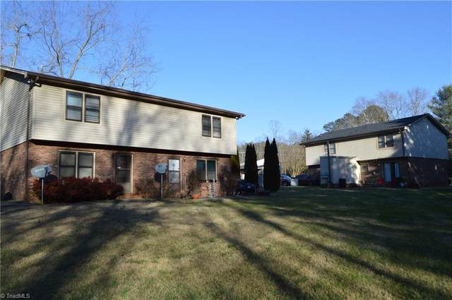 113 and 119 Joe Reed Trail, Mount Airy, NC 27030 (MLS #1009196) :: Team Nicholson