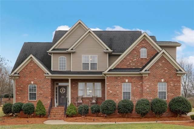 145 Winged Elm Way, Reidsville, NC 27320 (MLS #1009198) :: Ward & Ward Properties, LLC