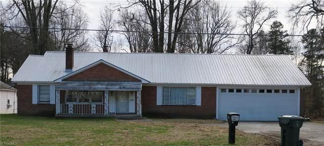 500 Hasty School Road, Thomasville, NC 27360 (MLS #1009200) :: Berkshire Hathaway HomeServices Carolinas Realty