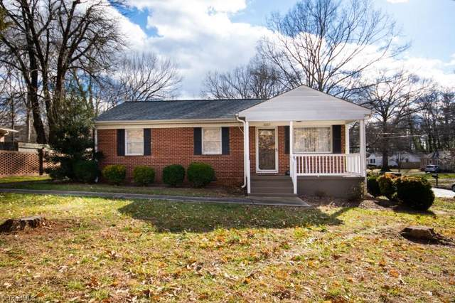 2227 W Cone Boulevard, Greensboro, NC 27408 (MLS #1009206) :: Ward & Ward Properties, LLC