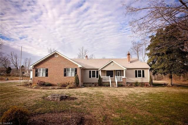 1154 Gibsonville Ossipee Road, Elon, NC 27244 (MLS #1009241) :: Lewis & Clark, Realtors®