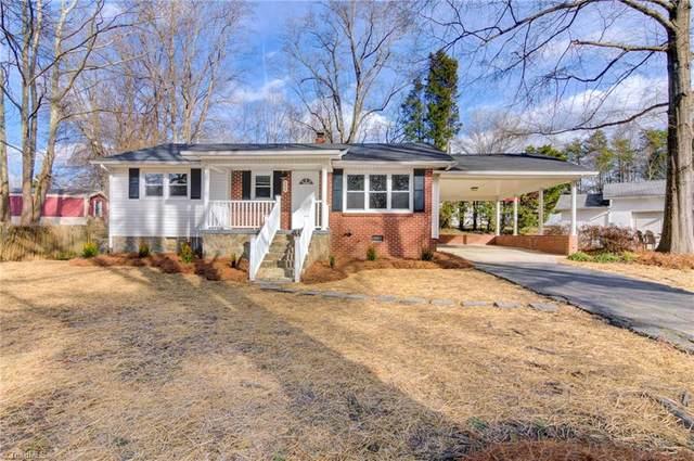 553 Stone Mountain Road, Stoneville, NC 27048 (MLS #1009252) :: Lewis & Clark, Realtors®