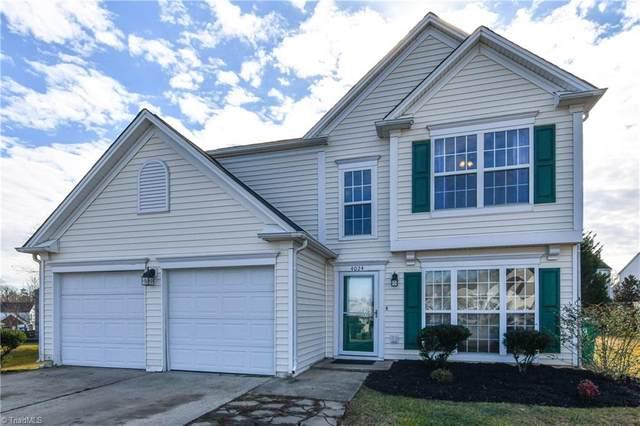 4024 Windstream Court, Jamestown, NC 27282 (MLS #1009260) :: Ward & Ward Properties, LLC