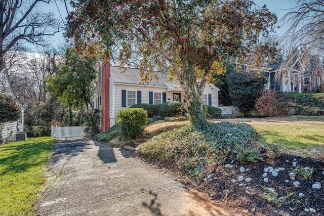 312 Carolina Circle, Winston Salem, NC 27104 (#1009266) :: Premier Realty NC