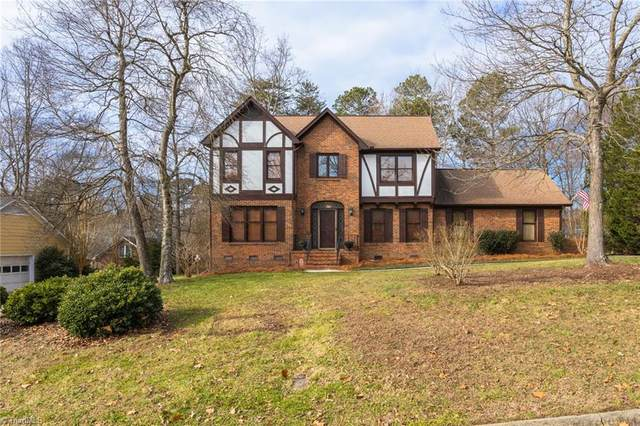 112 Brookberry Drive, Jamestown, NC 27282 (MLS #1009271) :: Greta Frye & Associates | KW Realty Elite