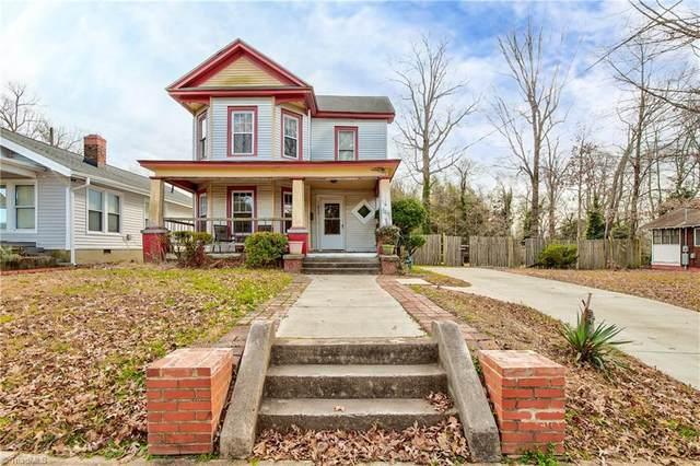 910 Douglas Street, Greensboro, NC 27406 (MLS #1009289) :: Lewis & Clark, Realtors®