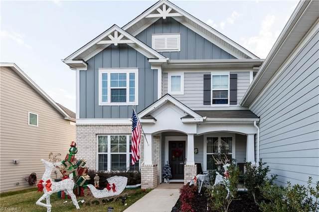 6015 Stone Valley Way, Greensboro, NC 27455 (MLS #1009293) :: Berkshire Hathaway HomeServices Carolinas Realty