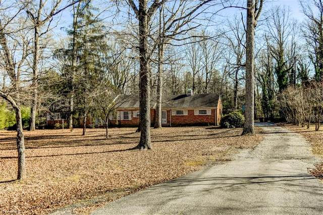908 Westridge Road, Greensboro, NC 27410 (MLS #1009328) :: Team Nicholson