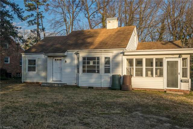 704 Josephine Boyd Street, Greensboro, NC 27408 (MLS #1009344) :: Ward & Ward Properties, LLC