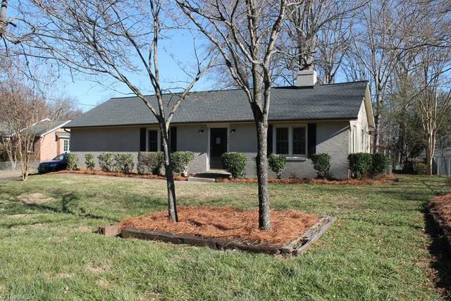 739 N Peace Haven Road, Winston Salem, NC 27104 (MLS #1009350) :: Berkshire Hathaway HomeServices Carolinas Realty