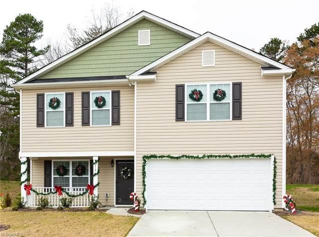 218 Taylors Landing Avenue, Mcleansville, NC 27301 (MLS #1010353) :: Berkshire Hathaway HomeServices Carolinas Realty