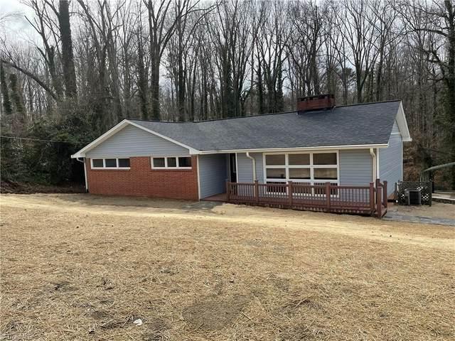2856 Loch Drive, Winston Salem, NC 27106 (#1010359) :: Mossy Oak Properties Land and Luxury
