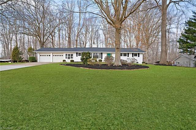 7829 Fair Bluff Drive, Lewisville, NC 27023 (MLS #1010370) :: Greta Frye & Associates | KW Realty Elite