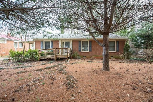 10 Hawthorne Lane, Lexington, NC 27295 (MLS #1010383) :: Greta Frye & Associates | KW Realty Elite