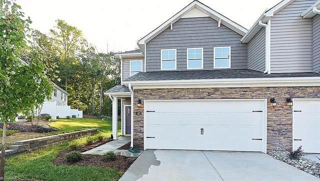 1039 Henson Park Drive #35, Greensboro, NC 27455 (MLS #1010385) :: Berkshire Hathaway HomeServices Carolinas Realty