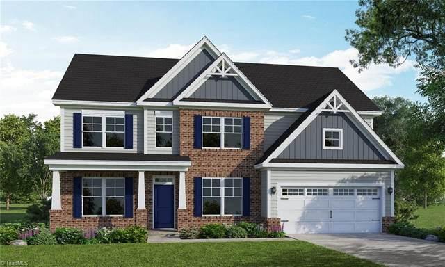 4521 Jasper Ridge Drive, Clemmons, NC 27012 (MLS #1010389) :: Ward & Ward Properties, LLC