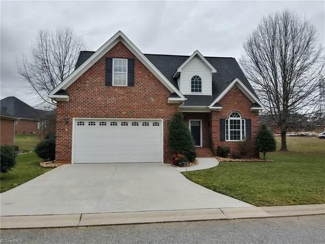 181 New Hampshire Court, Mocksville, NC 27028 (MLS #1010413) :: Berkshire Hathaway HomeServices Carolinas Realty