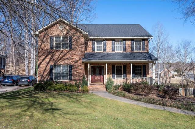 939 Ridge Gate Drive, Lewisville, NC 27023 (MLS #1010438) :: Greta Frye & Associates | KW Realty Elite