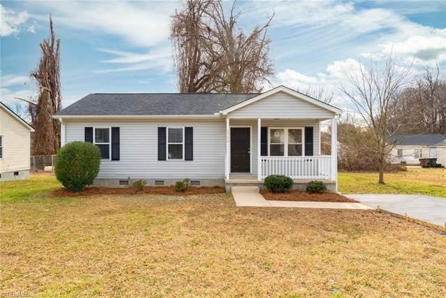 1703 Midway Street, Greensboro, NC 27403 (MLS #1010439) :: Lewis & Clark, Realtors®