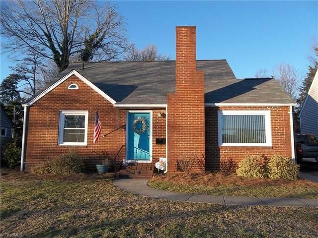 902 Chestnut Drive, High Point, NC 27262 (MLS #1010455) :: Greta Frye & Associates | KW Realty Elite