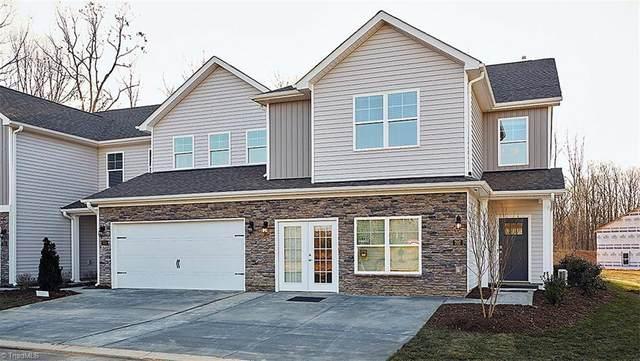 1031 Henson Park Drive #39, Greensboro, NC 27455 (MLS #1010515) :: Berkshire Hathaway HomeServices Carolinas Realty