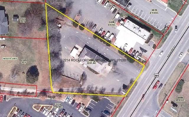2214 Rockford Street, Mount Airy, NC 27030 (MLS #1010523) :: Team Nicholson