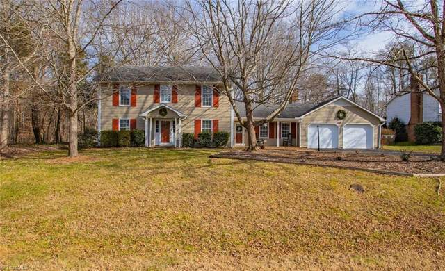 5115 Ramillie Run, Winston Salem, NC 27106 (MLS #1010531) :: Berkshire Hathaway HomeServices Carolinas Realty
