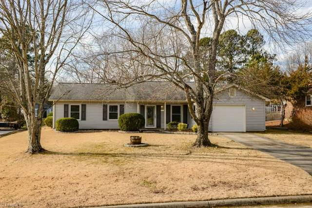 1907 Greenstone Place, High Point, NC 27265 (MLS #1010542) :: Berkshire Hathaway HomeServices Carolinas Realty