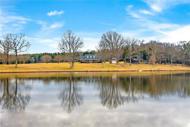 255 Riverstone Trail, Advance, NC 27006 (MLS #1010560) :: Berkshire Hathaway HomeServices Carolinas Realty