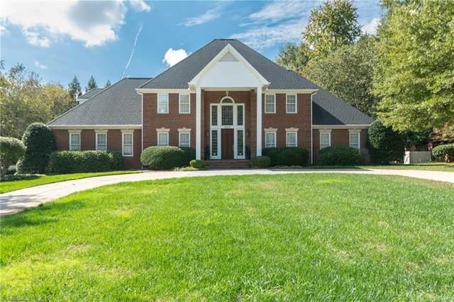 4106 Brambletye Drive, Greensboro, NC 27407 (MLS #1010573) :: Berkshire Hathaway HomeServices Carolinas Realty