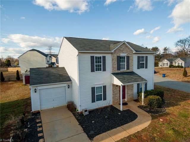 4837 Yellow Locust Drive, Browns Summit, NC 27214 (MLS #1010583) :: Berkshire Hathaway HomeServices Carolinas Realty