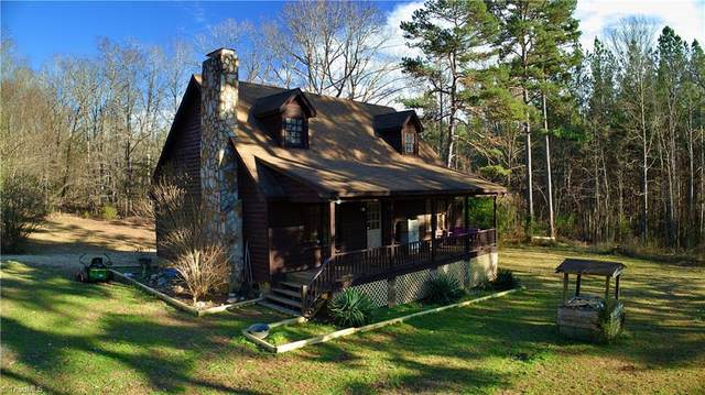 811 Alleghany Church Road, Denton, NC 27239 (MLS #1010584) :: Lewis & Clark, Realtors®