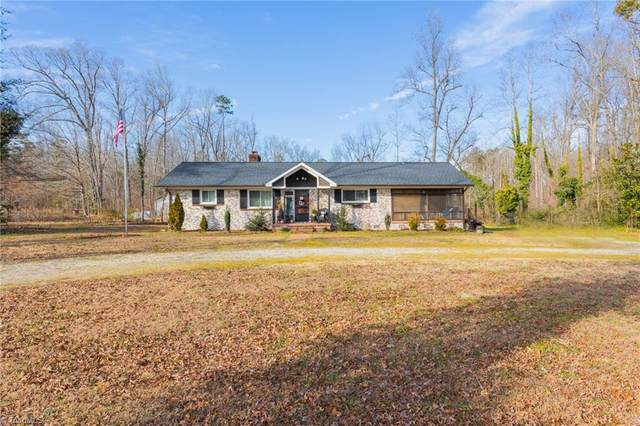 4828 Old Julian Road, Julian, NC 27283 (MLS #1010586) :: Team Nicholson