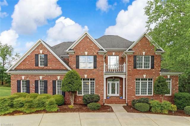 6106 Oak Glen Court, Summerfield, NC 27358 (MLS #1010597) :: Team Nicholson
