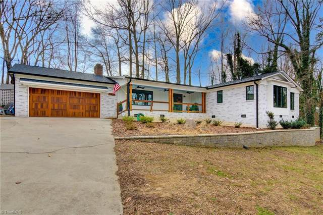 3903 Waterton Road, Summerfield, NC 27358 (MLS #1010603) :: Berkshire Hathaway HomeServices Carolinas Realty