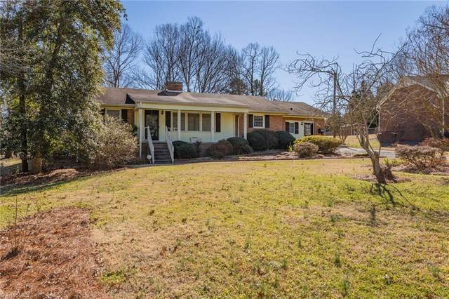 2804 Blanche Drive, Burlington, NC 27215 (MLS #1010636) :: Berkshire Hathaway HomeServices Carolinas Realty