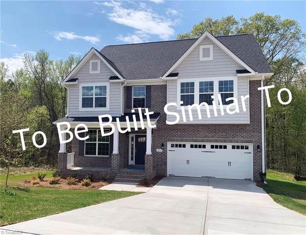 915 Maxine Street Lot 17, Kernersville, NC 27284 (MLS #1010637) :: Berkshire Hathaway HomeServices Carolinas Realty