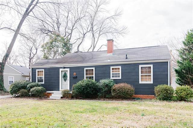 1503 Elam Avenue N, Greensboro, NC 27408 (MLS #1010638) :: Berkshire Hathaway HomeServices Carolinas Realty