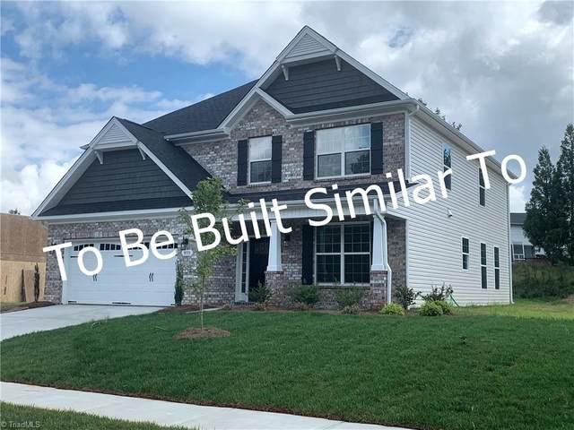 921 Maxine Street Lot 19, Kernersville, NC 27284 (MLS #1010641) :: Berkshire Hathaway HomeServices Carolinas Realty