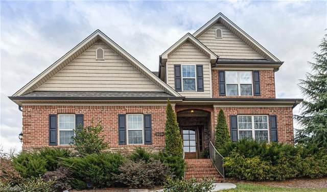 4965 Autumnwood Court, Clemmons, NC 27012 (MLS #1010645) :: Greta Frye & Associates | KW Realty Elite