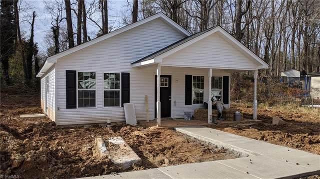 3505 Irwin Street, Greensboro, NC 27405 (MLS #1010646) :: Berkshire Hathaway HomeServices Carolinas Realty