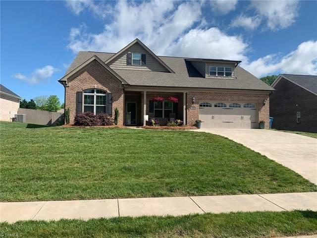 1202 Leyland Terrace, Trinity, NC 27370 (MLS #1010652) :: Berkshire Hathaway HomeServices Carolinas Realty
