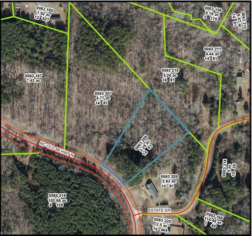 001 Old Nc Highway 86 N, Providence, NC 27315 (MLS #1010660) :: Berkshire Hathaway HomeServices Carolinas Realty