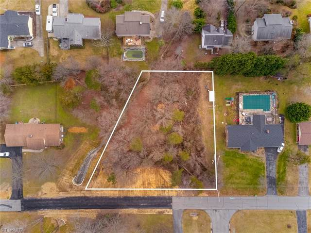 0 Broken Saddle Lane, Kernersville, NC 27284 (MLS #1010735) :: Berkshire Hathaway HomeServices Carolinas Realty