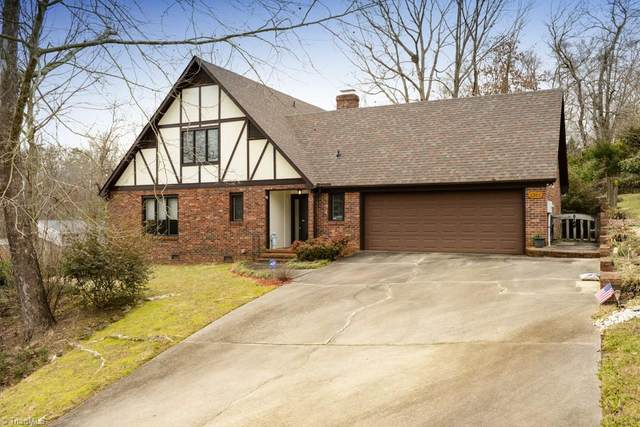 1301 Westminster Drive, High Point, NC 27262 (#1010736) :: Premier Realty NC