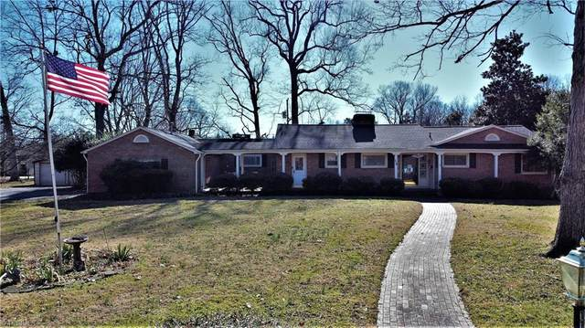 118 Kathland Avenue, Thomasville, NC 27360 (MLS #1010754) :: Ward & Ward Properties, LLC