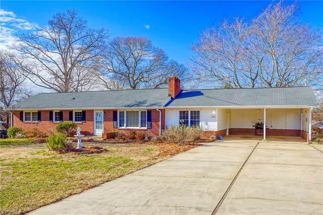 143 Tower Circle Drive, Winston Salem, NC 27107 (MLS #1010808) :: Berkshire Hathaway HomeServices Carolinas Realty