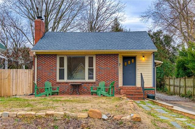 313 Horace Mann Avenue, Winston Salem, NC 27104 (MLS #1010885) :: Greta Frye & Associates | KW Realty Elite